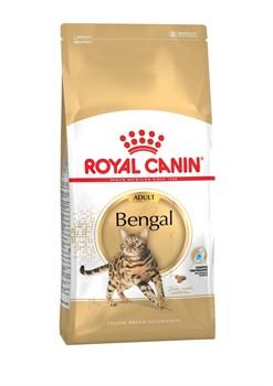 Royal Canin - Сухой корм для взрослых кошек бенгальской породы BENGAL ADULT - фото 9535