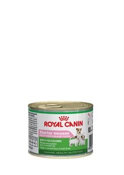 Royal Canin - Влажный корм для щенков STARTER MOUSSE - фото 9562