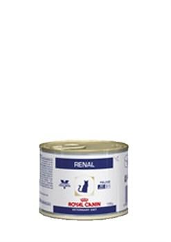 Royal Canin (вет. диета) - Влажный корм для кошек при почечной недостаточности RENAL - фото 9615