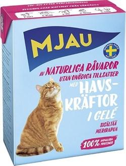 Mjau - Консервы для кошек (кусочки в желе с лангустом) Tetra Recart - фото 9756