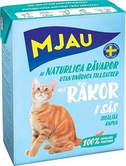 Mjau - Консервы для кошек (кусочки в соусе с креветками) Tetra Recart - фото 9760