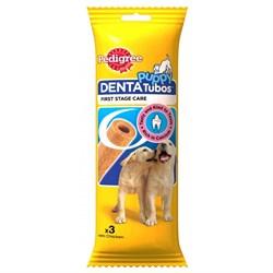 "Pedigree - Лакомство для щенков ""Denta Tubos Junior"" - фото 9814"