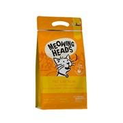 """Barking Heads - Сухой корм для кошек с избыточным весом """"Худеющий толстячок"""" (с курицей и лососем) Fat Cat Slim"""
