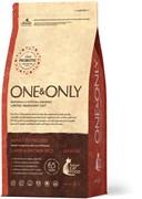 One&Only – Сухой корм для стерилизованных кошек (ягненок с бурым рисом) Lamb&Rice Sterilised