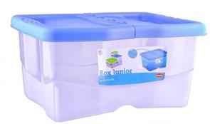 Stefanplast - Контейнер для хранения корма, 40x30x18см, 12л (цвет в ассортименте) Container Junior Assorted