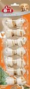 8in1 - Косточки для мелких собак 7,5 смх7 шт. DELIGHTS XS