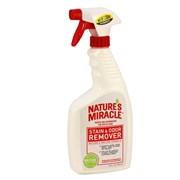 8in1 - Уничтожитель пятен и запахов от собак универсальный (спрей) NM S&O Remover