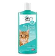 8in1 - Шампунь для кошек против линьки и колтунов (с тропическим ароматом) PC Shed Control & Hairball