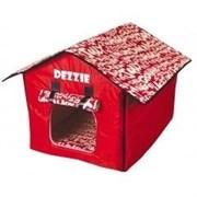 Dezzie - Домик-будка для собак 66*51*51 см