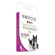Biospotix - Капли от блох для собак мелких и средних пород (5 пипеток по 1 мл) Dog Spot on