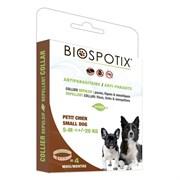 Biospotix - Ошейник от блох для собак мелких и средних пород (38 см) Small dog collar