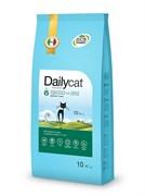 Dailycat - Сухой корм для взрослых кошек (с курицей и рисом) Adult Chicken and Rice