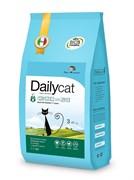 Dailycat - Сухой корм для взрослых кошек для вывода шерсти (с курицей и рисом) Adult Hairball Chicken and Rice