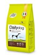 Dailydog - Сухой корм для взрослых собак мелких пород (с олениной и кукурузой) Adult Small Breed Deer and Maize