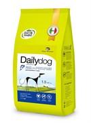 Dailydog - Сухой корм для взрослых собак мелких пород (с рыбой и картофелем) Adult Small Breed Fish and Potatoes