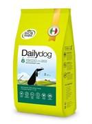 Dailydog - Сухой корм для пожилых собак мелких пород (с курицей и рисом) Senior Small Breed Chicken and Rice