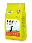 Dailydog - Сухой корм для щенков мелких пород (с индейкой и рисом) Puppy Small Breed Turkey and Rice