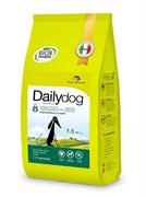 Dailydog - Сухой корм для щенков мелких пород (с курицей и рисом) Puppy Small Breed Chicken and Rice