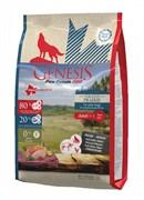 Genesis Pure Canada - Сухой корм для взрослых собак всех пород с чувствительным пищеварением (с курицей, буйволом и перепелками) Grand Prairie
