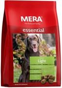Mera - Сухой низкокалорийный корм для взрослых собак (с птицей) Essential Light