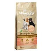 Planet Pet - Сухой корм для взрослых собак всех пород (с лососем и картофелем) Salmon & Potato For Adult Dog