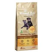 Planet Pet - Сухой корм для щенков крупных пород (с курицей и рисом) Chicken & Rice For Junior Large Breed Dogs
