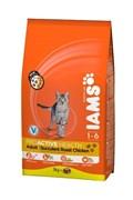 Iams - Сухой корм для взрослых кошек (с курицей) ProActive Health Adult with Chicken