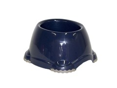 Moderna - Миска высокая нескользящая для Кокер-спаниелей, 650мл, синяя