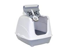 Moderna - Туалет-домик Jumbo с угольным фильтром, 57х44х41см, серый