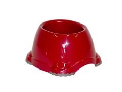 Moderna - Миска высокая нескользящая для Кокер-спаниелей, 650мл, красная