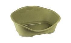 Stefanplast - Пластиковый Лежак Sleeper 4: 88*62*35,5см, зеленый