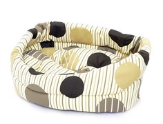 Benelux - Лежак для собак с подушкой  42*32*15 см Dogbasket size 2
