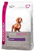 Eukanuba - Сухой корм для собак породы такса (курица) Breed Specific Dachshund