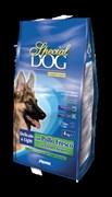 Special Dog - Сухой корм для собак (со свежей курицей) Delicate and Light