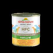 Almo Nature - Консервы для собак (с куриным филе) HFC Classic Chicken Fillet