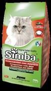 Simba Cat - Сухой корм для кошек (с говядиной)