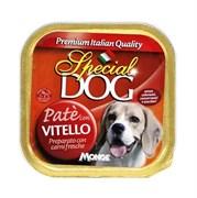 Special Dog - Консервы для собак (паштет из телятины)