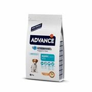 Advance - Сухой корм для щенков малых пород (с курицей и рисом) Baby Protect Mini