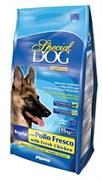 Special Dog - Сухой корм для собак (со свежей курицей)
