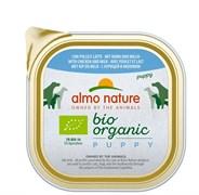 Almo Nature - Паштет для щенков (с курицей и молоком) Bio Pate Puppy