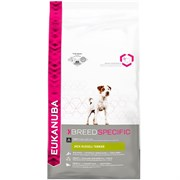 Eukanuba - Сухой корм для собак породы джек-рассел-терьер (курица) Breed Specific Jack Russell Terrier
