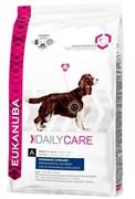 Eukanuba - Сухой корм для собак стерилизованных и склонных к лишнему весу (курица) Daily Care Adult Dog Overweight, Sterilized