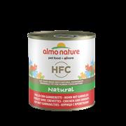 Almo Nature - Консервы для кошек (с Курицей и Креветками) Classic Adult Cat Chicken and Shrimps