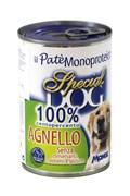 Special Dog - Консервы для собак (паштет из 100% мяса ягненка)