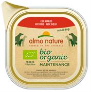 Almo Nature - Паштет для собак (с говядиной) Bio Pate Beef