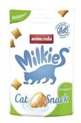 Animonda - Лакомство для кошек для поддержания здоровья суставов и связок (домашняя птица) Milkies Balance Omega 3