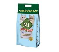 N1- Силикагелевый наполнитель, 5л, (Синий) Crystals