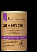 Grandorf - Консервы для взрослых собак (дикий кабан c индейкой)
