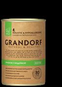 Grandorf - Консервы для взрослых собак (ягненок с индейкой)