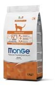 Monge - Сухой корм для стерилизованных кошек (с уткой) Cat Monoprotein Sterilised Duck